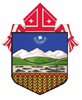 logo The Roman Catholic Diocese Bishop's Coat of Arms