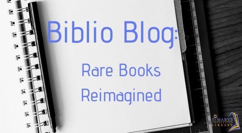 Rare Books Reimagined